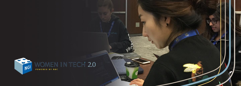 Women in tech 2.0 Powered by RBC