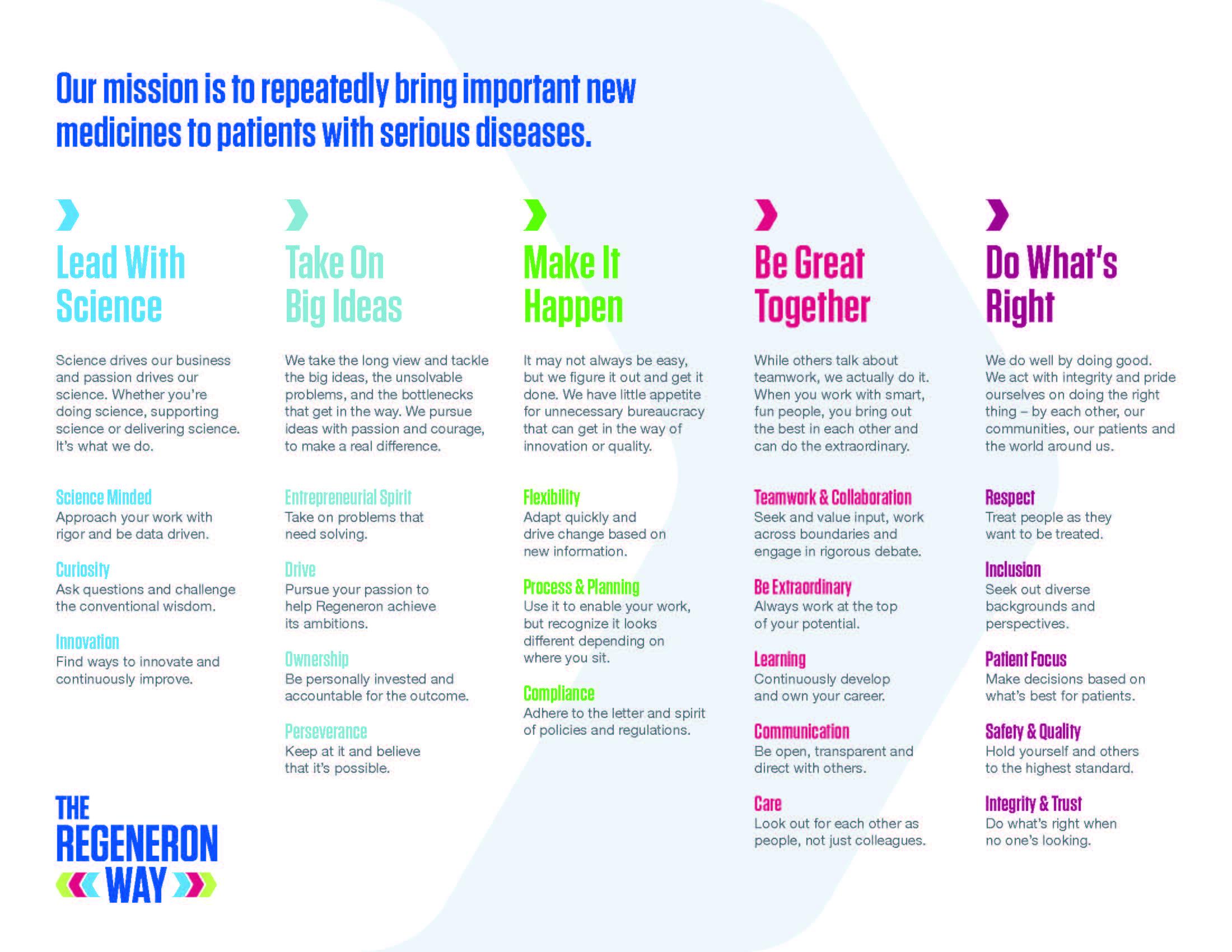 Careers at Regeneron | Regeneron Job Opportunities