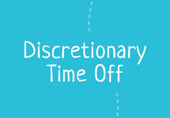 Discretionary Time Off