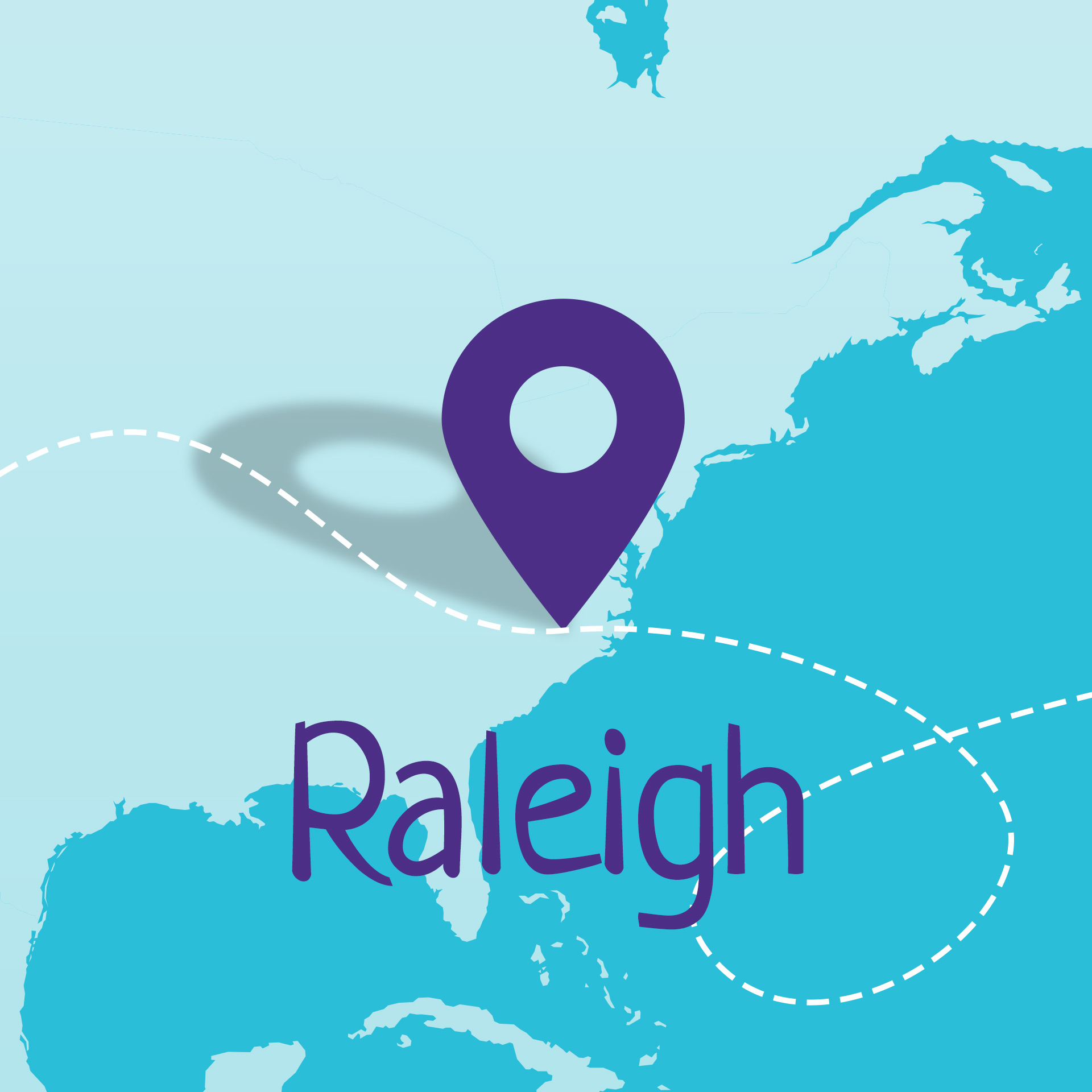 Location-Raleigh