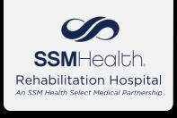 Careers At SSM Health Rehabilitation Network Logo