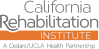 California Rehabilitation Institute Mobile Logo