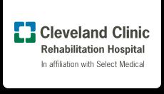 Careers At Cleveland Clinic Rehabilitation Hospital Logo