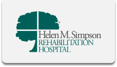Helen M Simpson Rehabilitation Hospital Logo