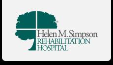 Helen M Simpson Rehabilitation Hospital Logo