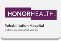 Careers At honorHealth Rehab Hospital Logo