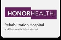 Careers At honorHealth Rehab Hospital Logo
