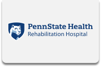 Penn State Health Rehab Hospital Logo