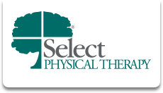 Careers At Select Physical Therapy Logo