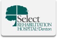 Careers At selectDenton Rehab Hospital Logo