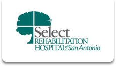 Careers At selectSanAntonio Rehab Hospital Logo