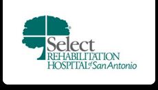 Careers At selectSanAntonio Rehab Hospital Logo