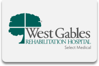 Careers At West Gables Rehab Hospital Logo