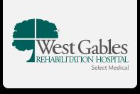 Careers At West Gables Rehab Hospital Logo