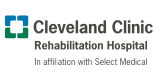 Careers At Cleveland Clinic Rehabilitation Hospital Logo