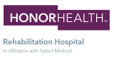 Careers At honorHealth Rehab Hospital Mobile Logo