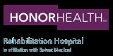 Careers At honorHealth Rehab Hospital Mobile Logo