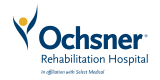 Careers At ochsner Rehab Hospital Mobile Logo