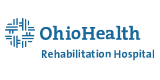 Ohio Health Rehabilitation Hospital Mobile Logo Logo