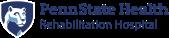 Penn State Health Rehab Hospital Mobile Logo