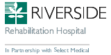 Careers At Riverside Rehab Hospital Mobile Logo