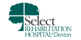Careers At selectDenton Rehab Hospital Mobile Logo