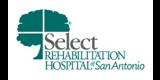 Careers At selectSanAntonio Rehab Hospital Mobile Logo