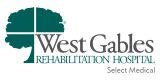 Careers At West Gables Rehab Hospital Mobile Logo