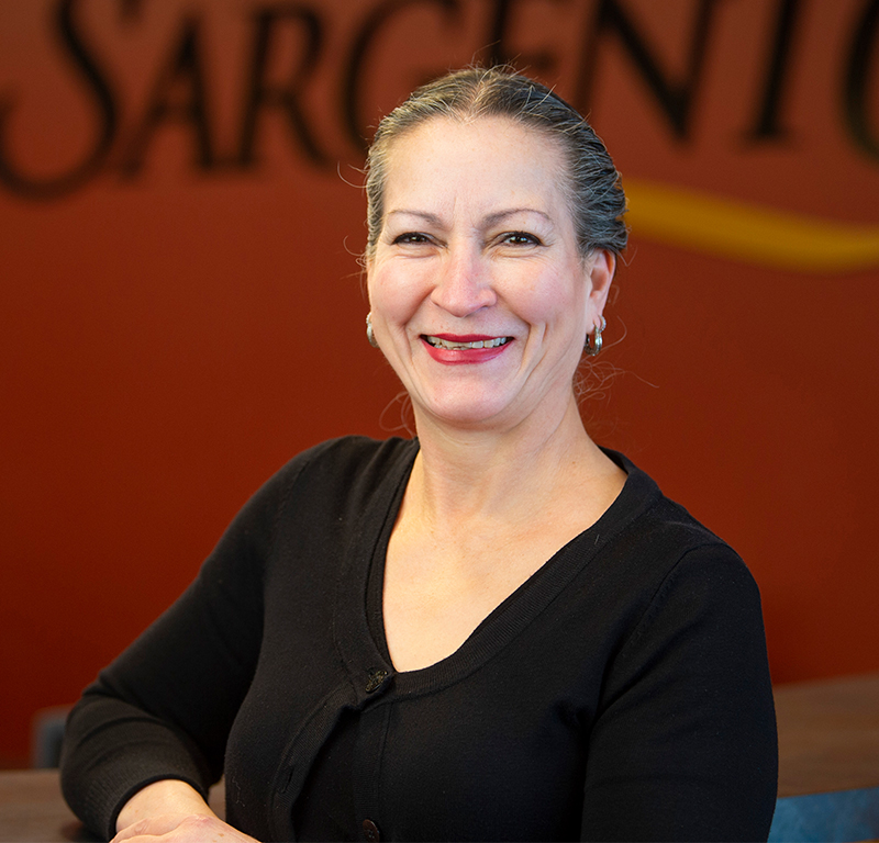 female administrator