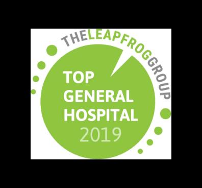 Leapfrog hospital award