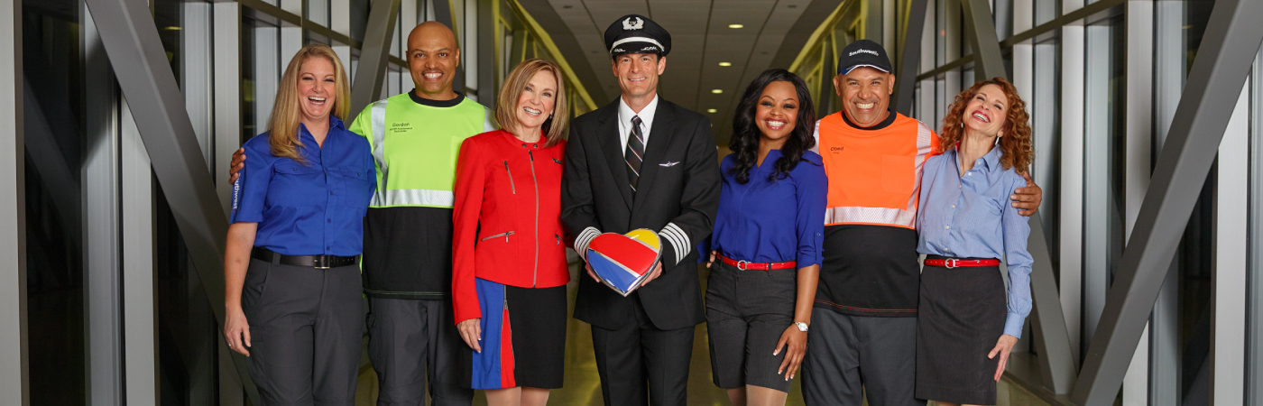 Southwest Airlines Picture