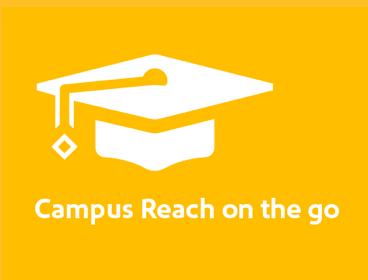 Campus Reach on the go