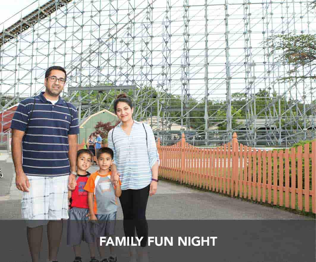 Family Fun Night at SIG