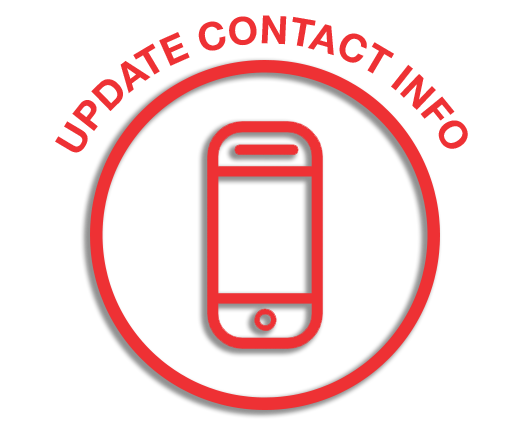 Kontaktinformationen aktualisieren