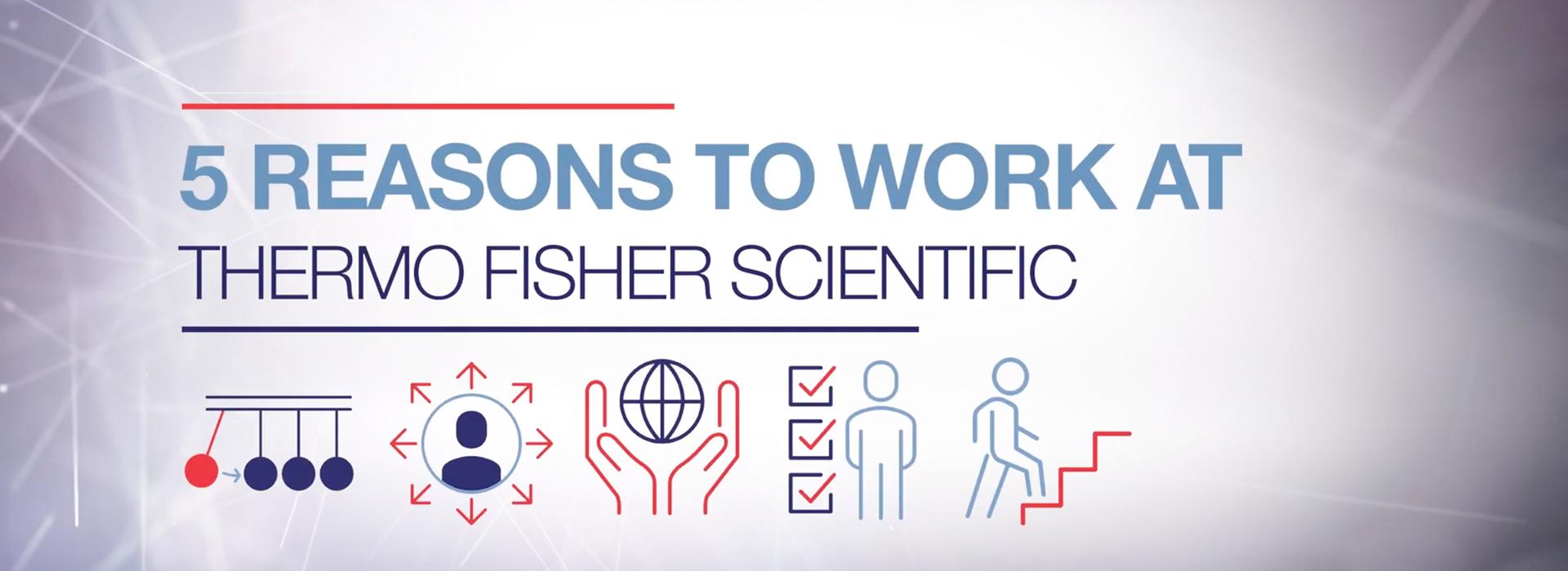 5 GRÜNDE FÜR THERMO FISHER SCIENTIFIC