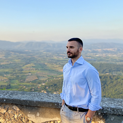 Italy - Testimonial MateoR