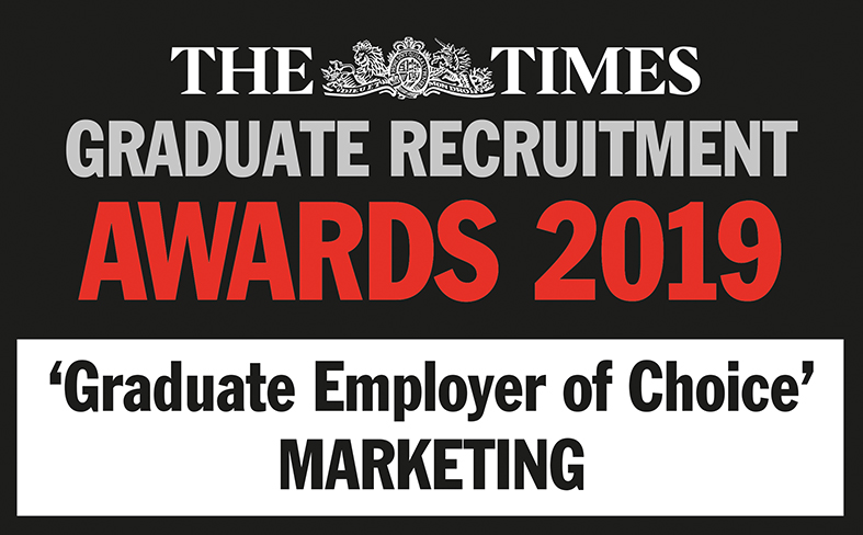 Marketing Employer of Choice 2019