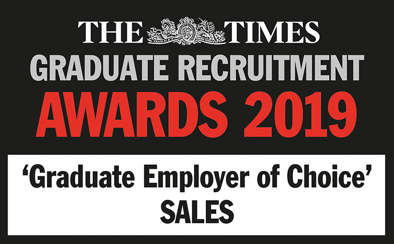 Sales Employer of Choice 2019