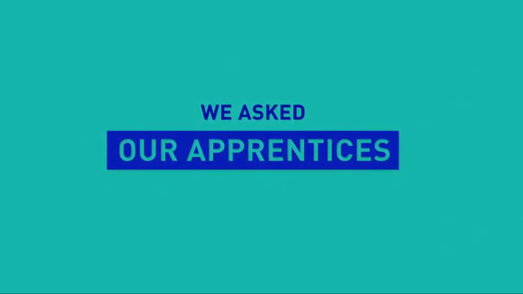Apprentices video screenshot2