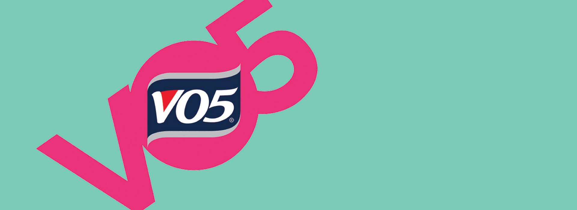 VO5 banner