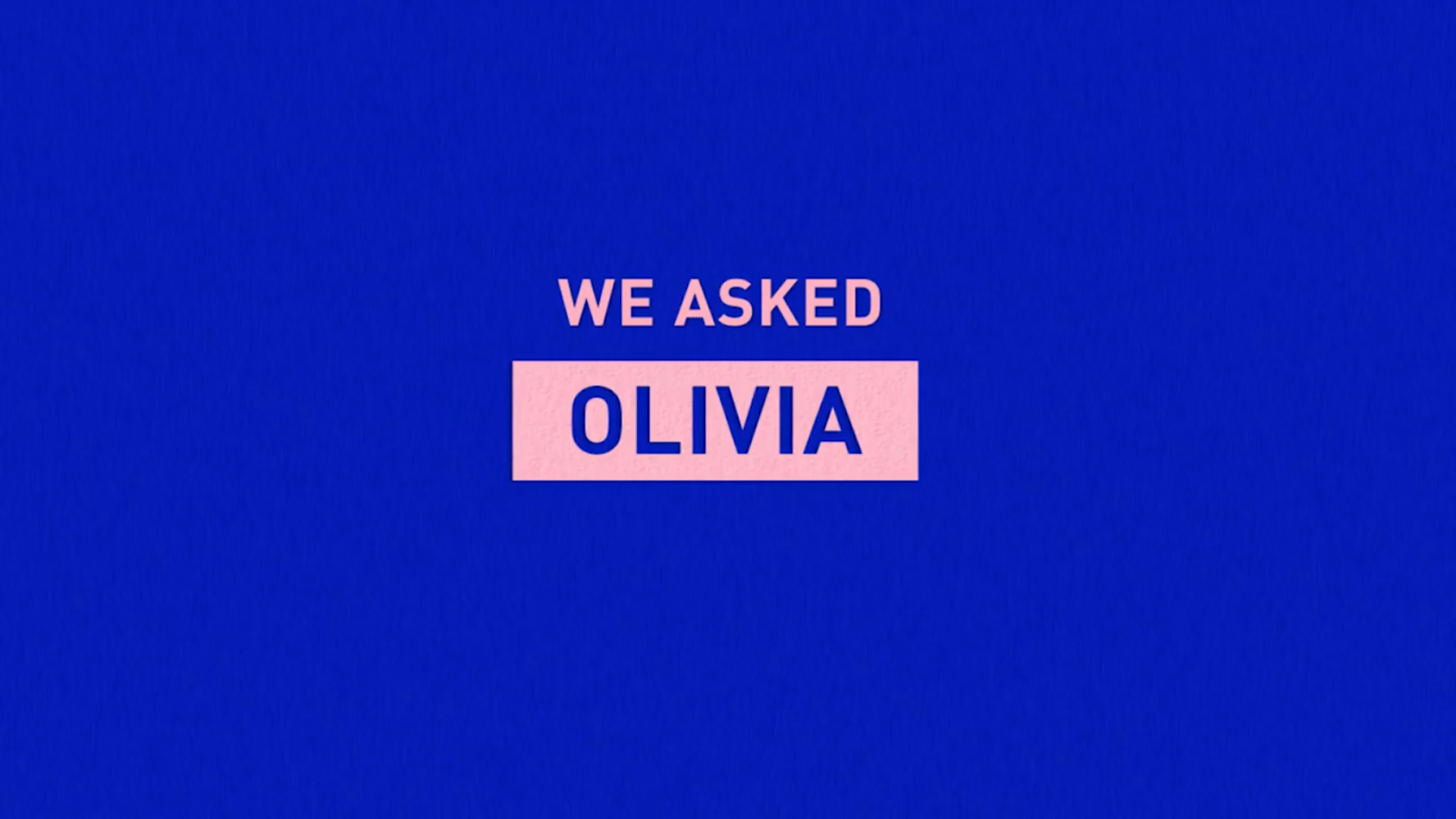 we asked olivia splash image