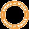 Emma at Work Logo