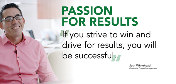 Veritiv value: Passion for Results