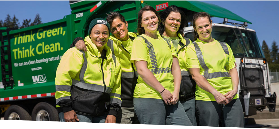 Diversity at Waste Management