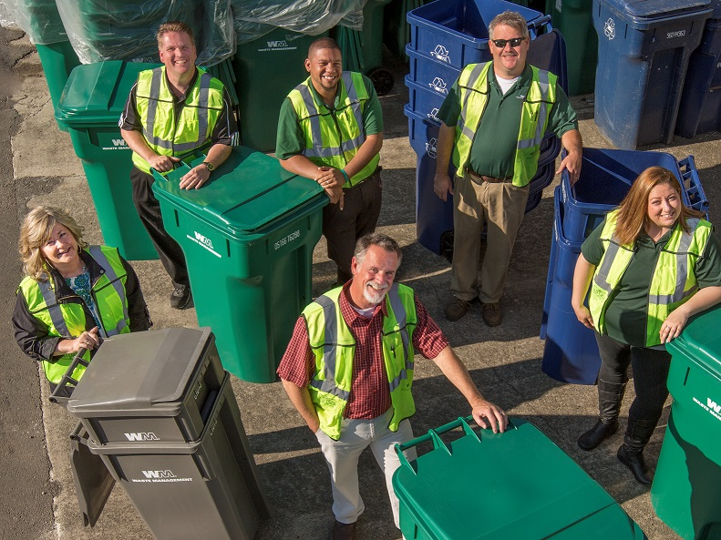 Careers at Waste Management | Job opportunities at Waste Management
