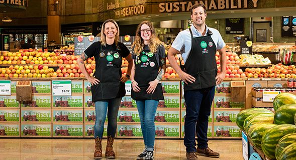 culture at whole foods  careers