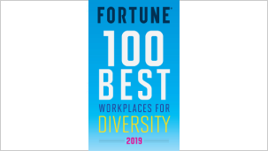 Fortune 100 Best Workplaces for Diversity