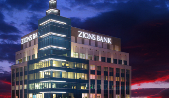 Working at Zions Bank
