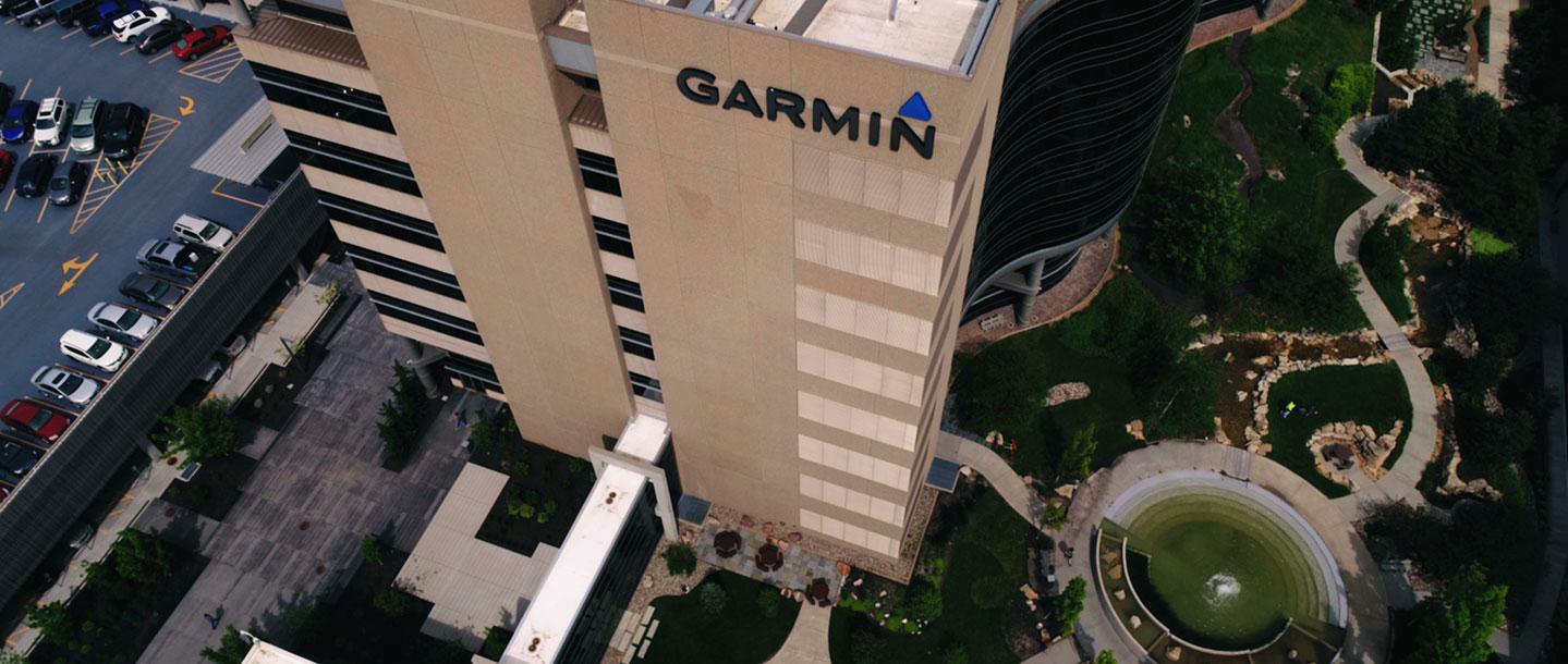 Garmin Building